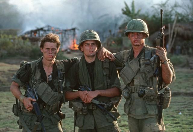 Platoon (1986) Cast